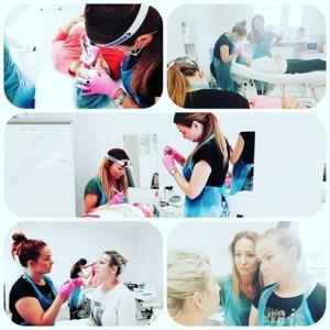 kurs makijażu permanentnego dla początkujących