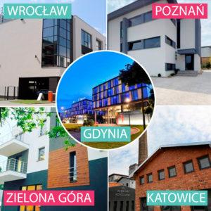 Roczna Szkoła Kosmetyczna Katowice, Poznań, Zielona Góra, Wrocław, Gdynia