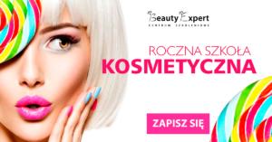 Roczna Szkoła Kosmetyczna